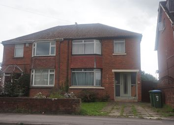 Thumbnail 3 bed semi-detached house to rent in Landguard Road, Shirley, Southampton