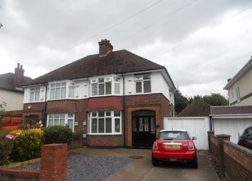 Thumbnail 3 bed property to rent in Cardington Road, Bedford