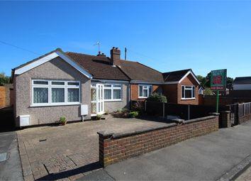 Thumbnail 3 bedroom semi-detached bungalow for sale in Celia Crescent, Ashford, Surrey