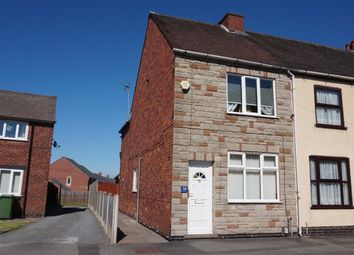 Thumbnail 3 bed end terrace house for sale in Tinkers Green Road, Wilnecote, Tamworth
