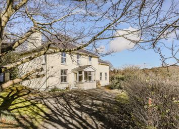 Thumbnail 5 bed detached house for sale in Glenfaba Road, Raggatt, Peel, Isle Of Man