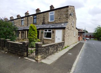 Thumbnail 2 bed end terrace house for sale in Wynne Street, Halliwell, Bolton