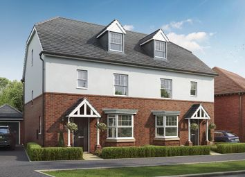 "Thumbnail 4 bed detached house for sale in ""Stambridge"" at Lower Road, Hullbridge, Hockley"