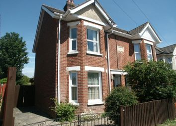 Thumbnail 3 bed semi-detached house for sale in The Parade, Ashley Road, New Milton