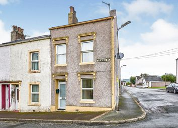 3 bed end terrace house for sale in James Street, Cleator Moor, Cumbria CA25