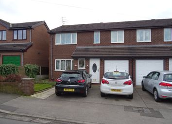 Thumbnail 2 bed flat to rent in Delamere Road, Stockport