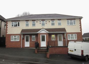 Thumbnail 2 bed flat to rent in Hilton Road, Tividale, Oldbury