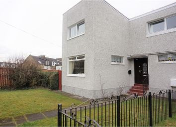 Thumbnail 2 bed semi-detached house for sale in Carlock Walk, Glasgow