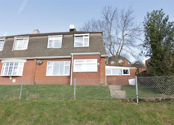 Thumbnail 4 bed semi-detached house for sale in Chaucer Road, Newport