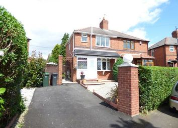 Thumbnail 2 bed semi-detached house for sale in Stilehouse Crescent, Rowley Regis, West Midlands