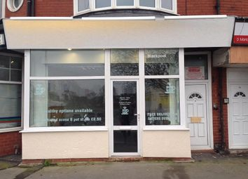 Thumbnail Restaurant/cafe for sale in Marton Drive, Blackpool
