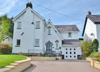 Thumbnail 4 bed detached house for sale in Bronwydd Road, Carmarthen