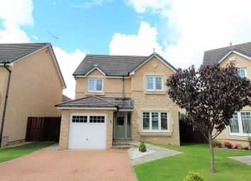 Thumbnail 4 bed detached house for sale in Castlepark Grove, Kintore, Inverurie