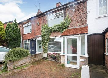 Thumbnail 2 bed terraced house for sale in Brook Street, Cheadle