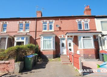 Thumbnail 3 bedroom terraced house for sale in Devon Road, Bearwood/Warley