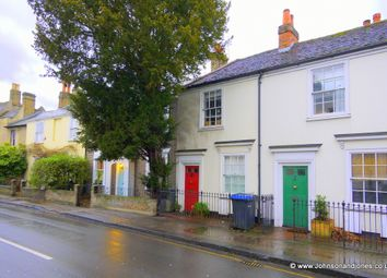 Thumbnail 2 bed cottage for sale in London St, Chertsey