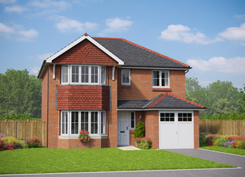 Thumbnail 4 bedroom detached house for sale in The Dolwen, Plot 19, Off Old Hall Road, Hawarden, Flintshire
