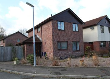 Thumbnail 3 bed detached house for sale in Park View Gardens, Bassaleg, Newport