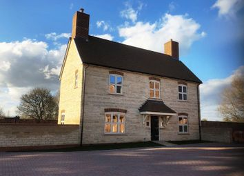 Thumbnail 4 bed detached house for sale in Woodstock Road, Yarnton, Kidlington