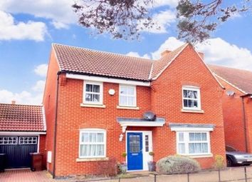 4 bed detached house to rent in Crocus Close, Bury St. Edmunds IP28