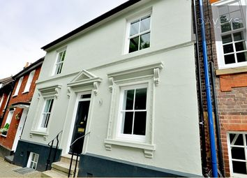 Thumbnail 3 bed town house to rent in Romeland Hill, St. Albans, Herts