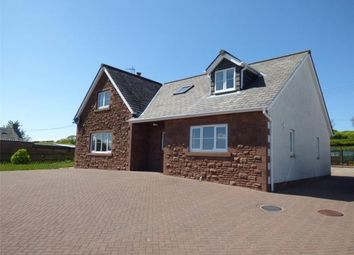 Thumbnail 4 bed bungalow for sale in Tedholm, Harelaw, Cross Roads, Canonbie