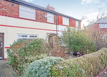 Thumbnail 3 bed terraced house for sale in Rudheath Avenue, Manchester