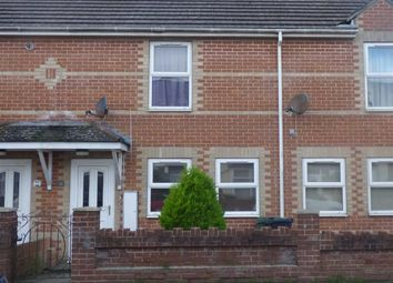 Thumbnail 2 bed terraced house to rent in Cromwell Road, Weymouth, Dorset