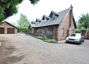 Thumbnail 5 bed bungalow for sale in Bramhall Lane South, Bramhall, Stockport