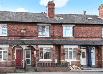Thumbnail 2 bed terraced house for sale in Grandstand Road, Hereford