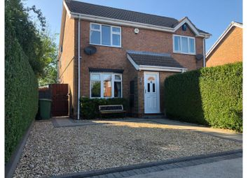 Thumbnail 2 bed semi-detached house for sale in Albatross Drive, Grimsby
