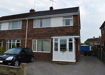 Thumbnail 3 bed semi-detached house for sale in Farcroft Drive, Market Drayton