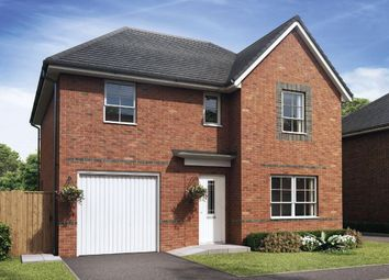 "Thumbnail 4 bed detached house for sale in ""Ripon"" at Wheatley Hall Road, Doncaster"