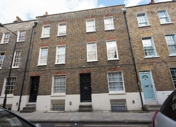 Thumbnail 5 bed terraced house to rent in Parfett Street, London, Aldgate