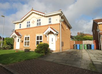 Thumbnail 2 bed semi-detached house to rent in Widdale Close, Great Sankey, Warrington