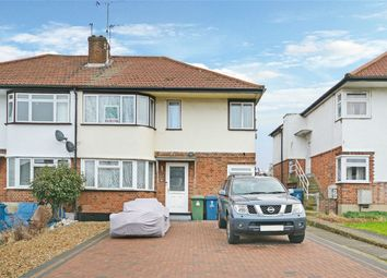 Thumbnail 2 bed flat for sale in Shaftesbury Avenue, South Harrow, Harrow, Middlesex