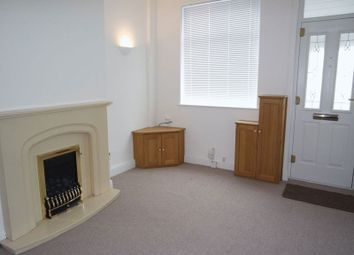 Thumbnail 2 bed town house to rent in Hatrell Street, Newcastle, Staffordshire