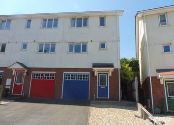 Thumbnail 3 bed end terrace house for sale in Weeksland Road, Torquay