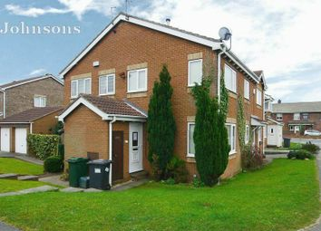 Thumbnail 1 bedroom terraced house for sale in Church Croft, Edenthorpe, Doncaster.