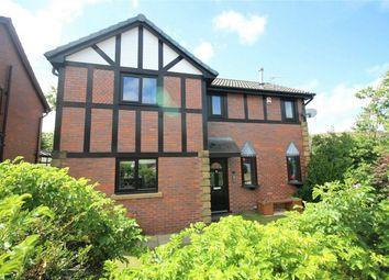 Thumbnail 3 bed detached house for sale in Mercer Crescent, Helmshore, Rossendale, Lancashire