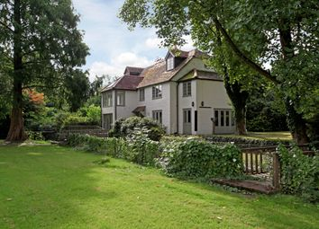 Thumbnail 4 bed detached house to rent in Mill Lane, Windsor