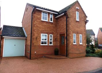 Thumbnail 3 bed detached house for sale in Old Chapel Road, Skellingthorpe, Lincoln