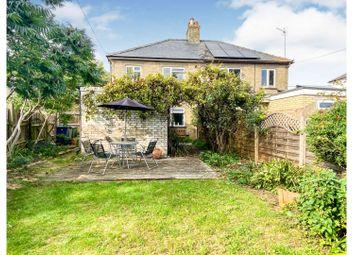 Twentypence Road, Cambridge CB24. 2 bed semi-detached house for sale
