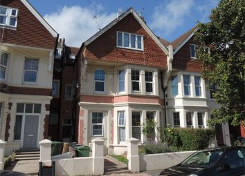 Thumbnail 2 bed flat for sale in Wickham Avenue, Bexhill On Sea, East Sussex