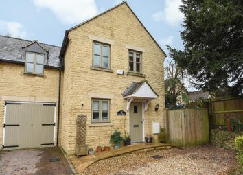 Thumbnail 3 bed semi-detached house for sale in Enstone, Oxfordshire