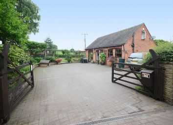 Thumbnail 2 bed detached house for sale in Ambledown, Bowers Bent, Cotes Heath, Staffordshire.