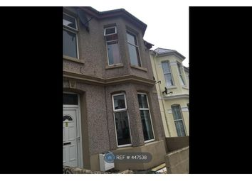 Thumbnail 5 bedroom terraced house to rent in Grenville Road, Plymouth