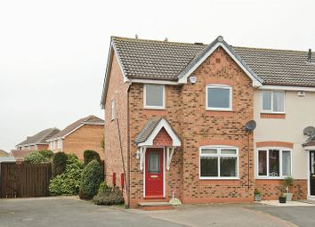 Thumbnail 3 bed semi-detached house to rent in Dunnerdale Road, Clayhanger, Walsall
