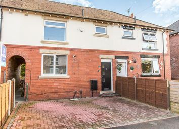 Thumbnail 3 bed terraced house for sale in Ash Grove, Macclesfield