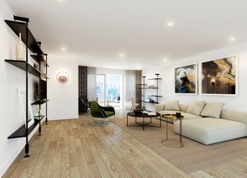 Thumbnail 1 bed flat for sale in Wharf Road, Islington, London